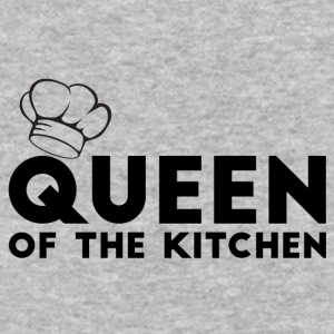 Queen Of The Kitchen - Baseball T-Shirt