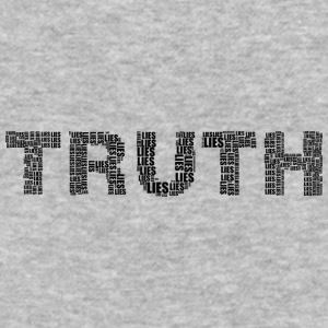 Truthful Lies - Baseball T-Shirt