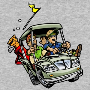 Golf_car - Baseball T-Shirt