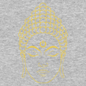 Budha Power - Baseball T-Shirt