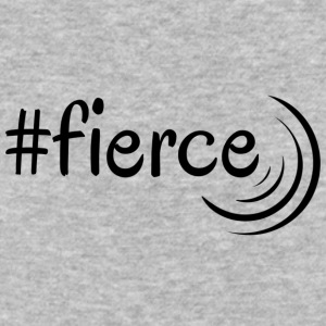 #fierce - Baseball T-Shirt