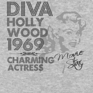Hollywood actress - Baseball T-Shirt