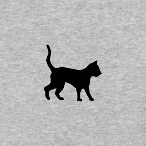 Cat - Baseball T-Shirt