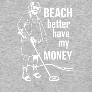Beach Money - Baseball T-Shirt