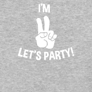 I m Two Let s Party - Baseball T-Shirt