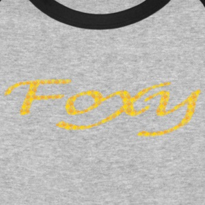 Foxy Lady Shirt - Baseball T-Shirt