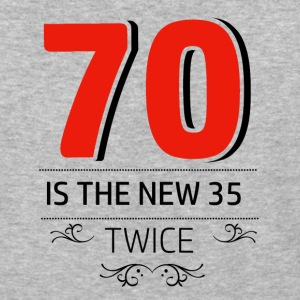 70 years and increasing in value - Baseball T-Shirt