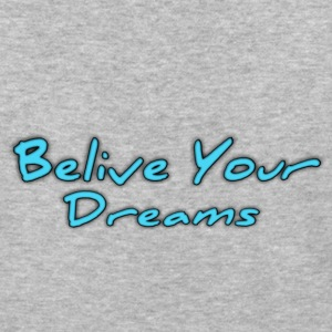 Belive Your Dreams collection - Baseball T-Shirt