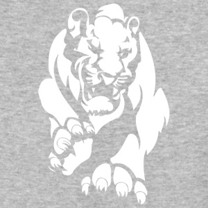 single_eye_lion - Baseball T-Shirt