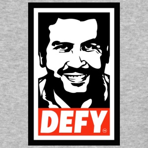 Pablo-Escobar-DEFY-Apparel - Baseball T-Shirt