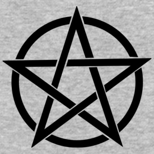 Witches Brew Ejuice Pentagram - Baseball T-Shirt