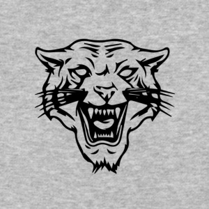Lion - Baseball T-Shirt
