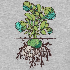 Bulba Plant - Baseball T-Shirt