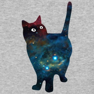 galaxy_fat_cat - Baseball T-Shirt