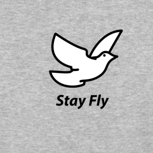 Stay Fly - Baseball T-Shirt