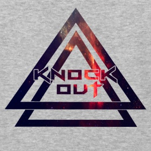 HIPSTER DESIGN KNOCK OUT - Baseball T-Shirt