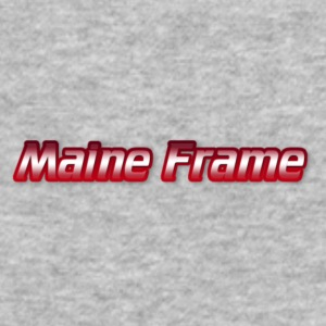 Maine Frame - Baseball T-Shirt