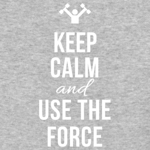Use The force - Baseball T-Shirt