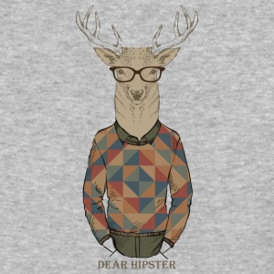 Dear_hipster - Baseball T-Shirt