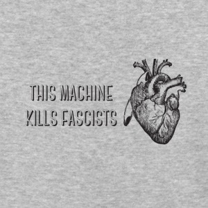 heart machine - Baseball T-Shirt