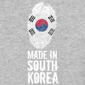 Made In South Korea / Südkorea / 대한민국, 大韓民國 - Baseball T-Shirt
