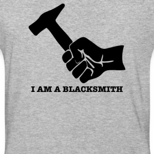 Blacksmith Hammer - Baseball T-Shirt