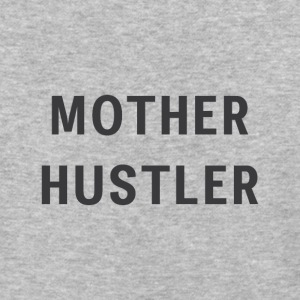 Mother Hustler - Baseball T-Shirt