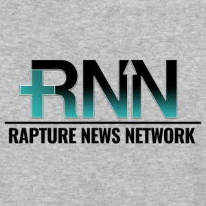 Rapture News Network Logo - Baseball T-Shirt
