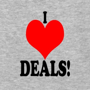 IHeartDeals - Baseball T-Shirt