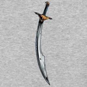 arabian sword - Baseball T-Shirt