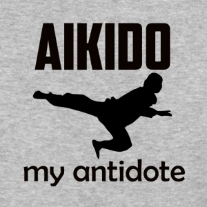 AIKIDO DESIGN - Baseball T-Shirt