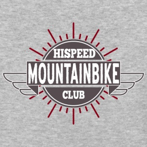 Mountain Bike Hispeed Club - Baseball T-Shirt