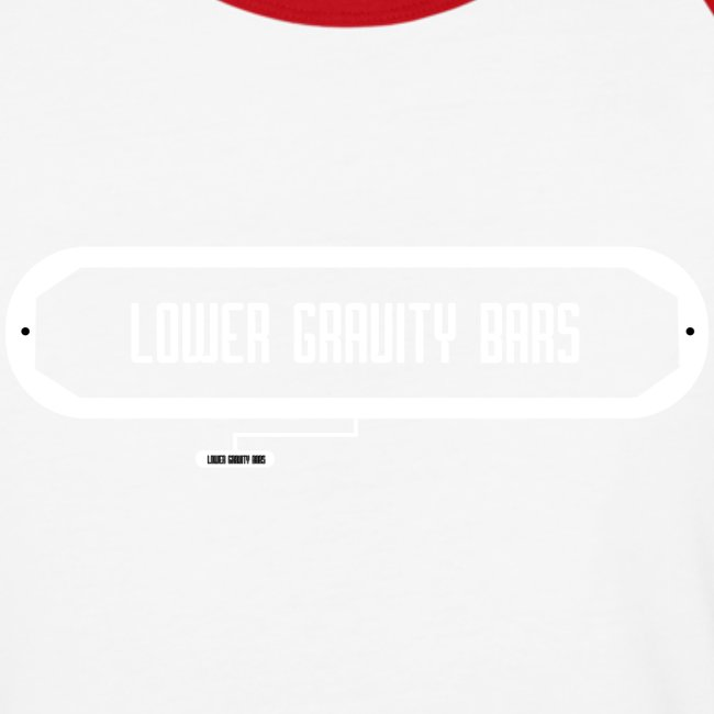 Lower Gravity Bars