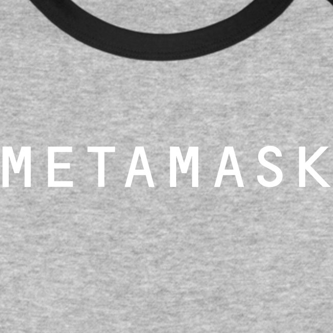 MetaMask Wordmark White