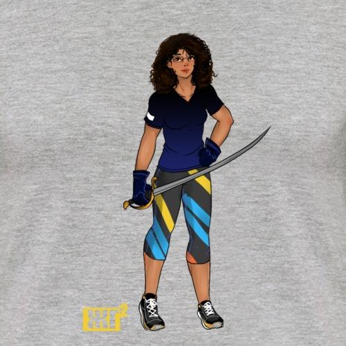 Sabre - Baseball T-Shirt