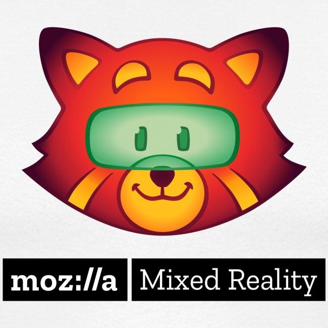 Foxr Head (black MR logo)