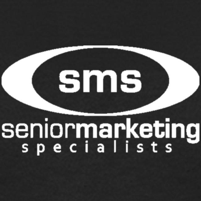 SMS White Logo