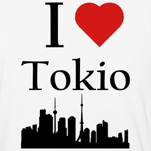 I Love Tokio - Baseball T-Shirt