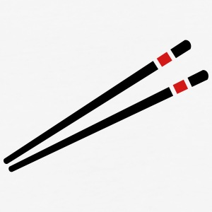 sushi sticks - Baseball T-Shirt