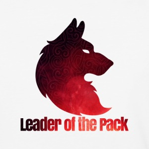 LEADER_OF_THE_PACK - Baseball T-Shirt
