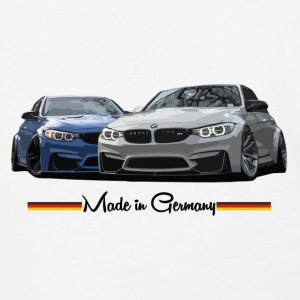 BMW F80 M3 Shirt - Baseball T-Shirt