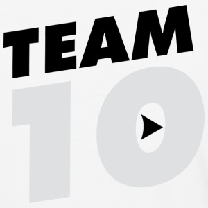 TEAM 10 TEN YouTube - Baseball T-Shirt