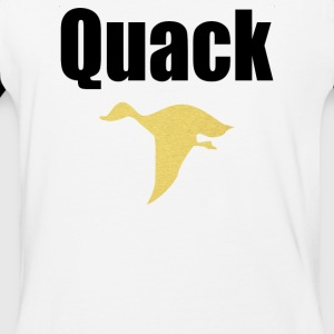 Quack Duck - Baseball T-Shirt