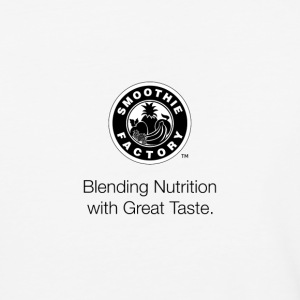 Blending Nutrition with Great Taste - Baseball T-Shirt