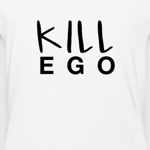 Kill Ego! - Baseball T-Shirt