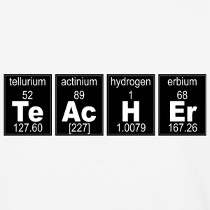 Chemistry TeAcHEr - Baseball T-Shirt