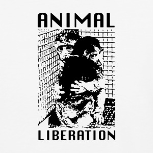 Animal Liberation - Baseball T-Shirt