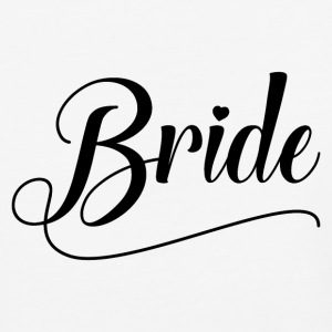 Bride - Baseball T-Shirt