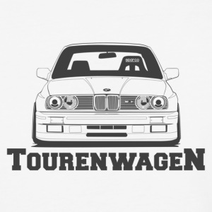 BMW E30 M3 - Baseball T-Shirt
