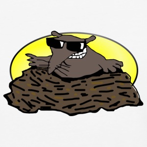 animal pet mole - Baseball T-Shirt